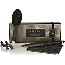 ghd Long Lasting Curling Gift Set - Set de regalo con rizador ,cepillo , clips