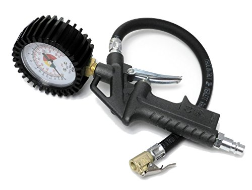 Bamax BX106D Pistola Gonfiaggio Semiprofessionale, Grigio