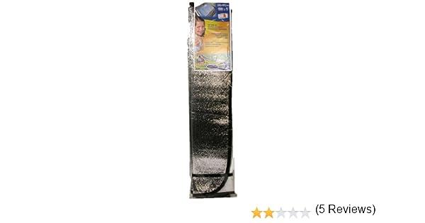 Carlinea 463546 Pare-Soleil avant Aluminium Isolant