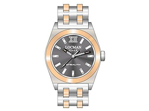 Locman reloj mujer Stealth Lady 02040RGYFNK0BAR