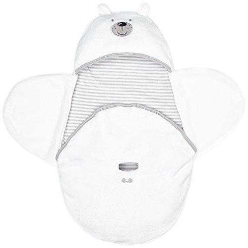 Twins Unisex Baby Einschlagtuch Bär für Maxi Cosi, Mehrfarbig (Mehrfarbig 3200), One size (Herstellergröße:1)