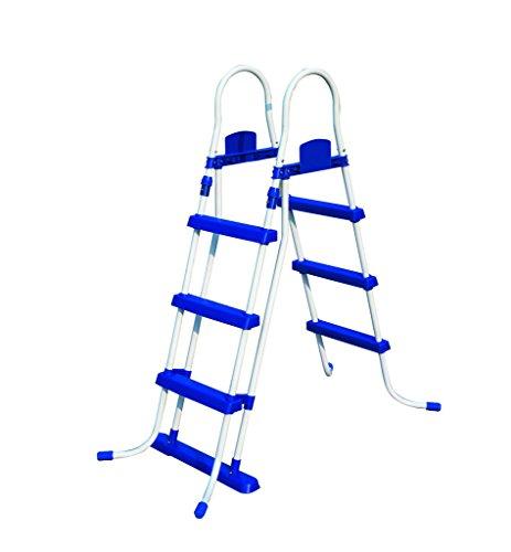 Preisvergleich Produktbild Pool-Leiter 3 Stufen für Pool bis 107cm für Fast Set und Frame Pool