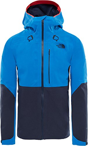 The North Face Herren Softshelljacke blau XL