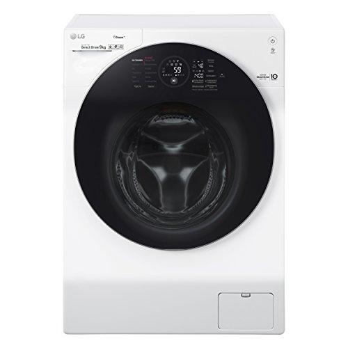 LG Electronics F 14WM 9GS Waschmaschine Frontlader/A+++ / 128 kWh/Jahr / 1400 UpM / 9 kg/weiß /...