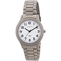 Pure Grey Gents Watch Nr. 1320 W