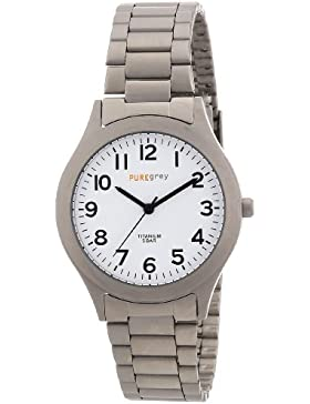 Pure grey Titan Herrenuhr 1320 W