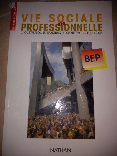 Vie sociale et professionnelle, BEP