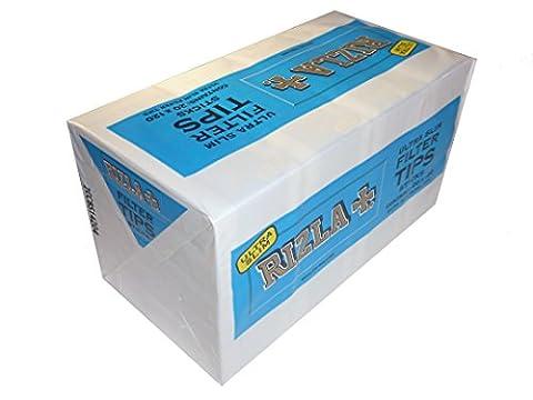 Rizla filtres Ultraslim 5.7mm 20boîtes de 120filtres Filter Tips