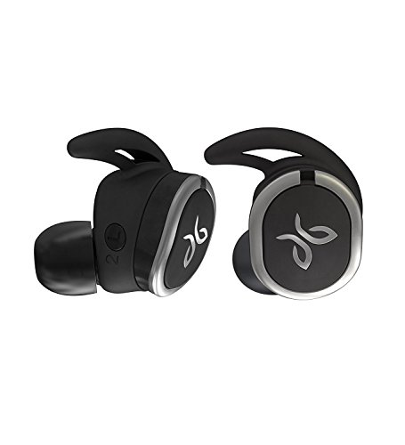 Jaybird Run Auricolari Wireless per lo Sport, Bluetooth 4.1, iOS Android, Nero