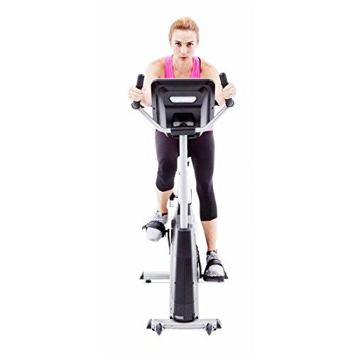 "Spirit Fitness Bike XBU 55 – Heimtrainer, Ergometer, 10 Programme, 13,5kg Schwungrad, 7,5"" LCD - 5"