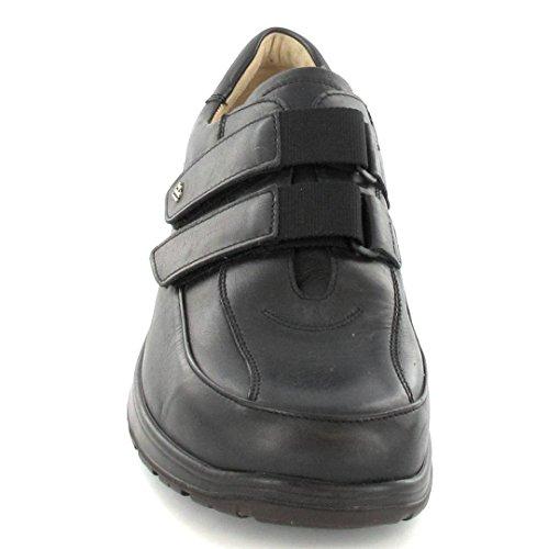Finn Comfort Chaussures basses Hambourg Noir noir