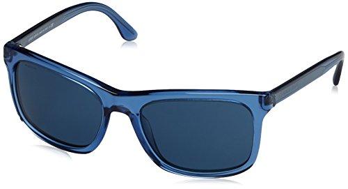 Armani 0AR8066 535880 56, Montures de Lunettes Homme, Bleu (Blu Blue) 558f8c3132e3