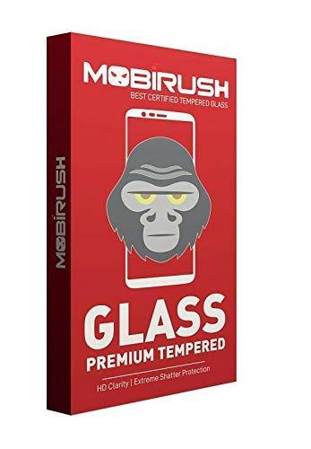 MOBIRUSH Premium Gorilla Tempered Glass Screen Protector for LeEco Le Max 2