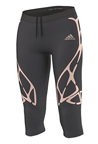 Adidas Women's Sports Tights (S93594_Black_L)