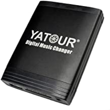 USB SD AUX MP3 Adaptor for RD4, RT3 (Software from 6.x), RT4 Radio for the Following Models: Citroen: C2 , C3 (Pluriel), C4 (Picasso), C5, C6, C8, Berlingo, Jumpy / Peugeot: 207, 307, 308, 407, 607, 807, 1007, 4007, 5008, Partner, Expert by Yatour