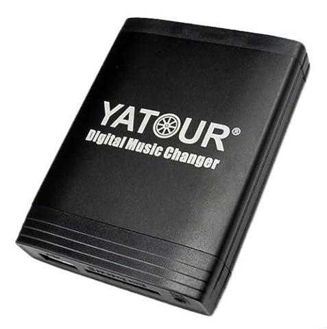 USB SD AUX MP3 Adapter + Bluetooth Freisprechanlage für Audi A2 A3 A4 A6 A8 TT mit folgenden Radio: Chorus 2, Concert 1 / 2, Symphony 1 / 2, Navigation Plus 1 /
