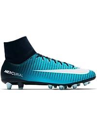 b97f609a4afe4 Amazon.es  nike mercurial - Azul  Zapatos y complementos