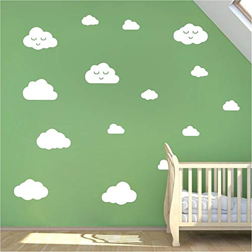Stickers muraux nuage