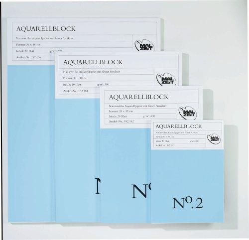 Aquarellblock No.2 (36 x 48 cm)