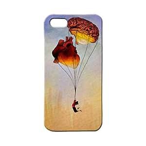 BLUEDIO Designer 3D Printed Back case cover for Apple Iphone 5 / 5S / SE - G1497