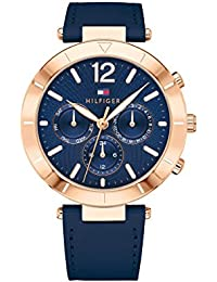 Tommy Hilfiger Analog Blue Dial Women's Watch - TH1781881