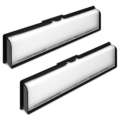 Kwmobile Set de 2 filtros de Repuesto para Neato Botvac D5 D6 y D7 - Accesorios y recambios de filtros...