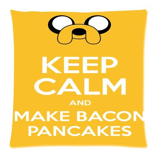 levionlinesale-no1400-keep-calm-and-make-bacon-pancakes-pillow-cover-decorative-pillows-for-sofa