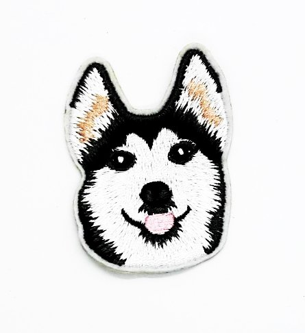 rabana Wolf Cartoon Kids Kinder Cute Animal Patch -
