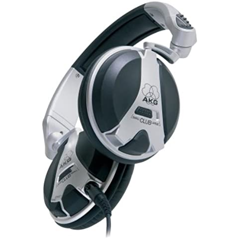 AKG K181DJ - Auriculares (tipo cerrado), color negro