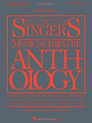 The Singers Musical Theater Anthology: Baritone/ Bass