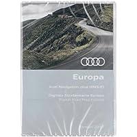 Audi RNS-E navegacíon Update DVD 8p0060884cm–2017