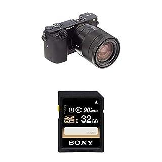 "Sony Alpha 6000 Systemkamera (24 Megapixel, 7,6 cm (3"") LCD-Display, Exmor APS-C Sensor, Full-HD, High Speed Hybrid AF) inkl. SEL-1670Z Objektiv schwarz und 32 GB Speicherkarte (B07JP8PDJB) | Amazon price tracker / tracking, Amazon price history charts, Amazon price watches, Amazon price drop alerts"