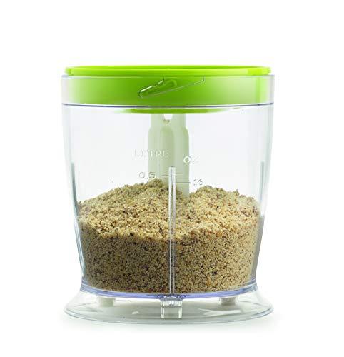Brandt Hachoir, Plastique, 0.5 liters, Vert