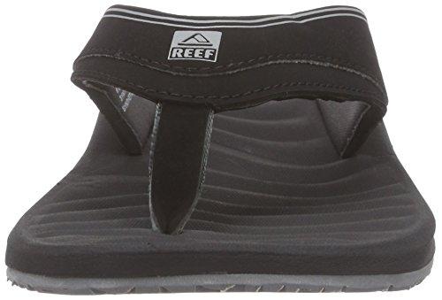 Reef REEF CURRENT Herren Zehentrenner Schwarz (BLACK / BLA)