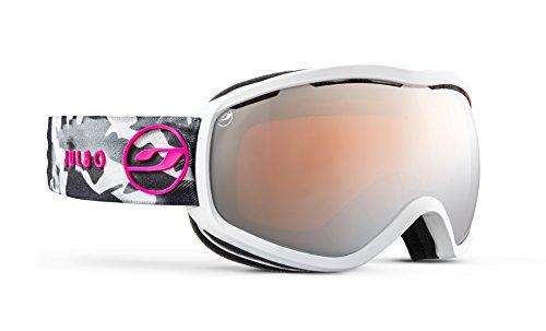 Julbo Equinox Skibrille Damen, Damen, J74912106, Blanc Marbrure, one Size Preisvergleich