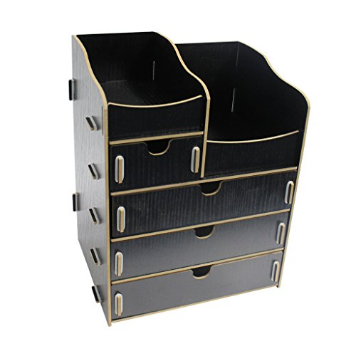 kurtzytm-organizer-in-legno-per-scrivania-make-up-cosmetici-nero