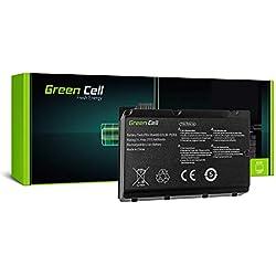 Green Cell® Standard Série 3S4400-S1S5-05 Batterie pour Fujitsu-Siemens Amilo Pi2450 Pi2530 Pi2540 Pi2550 Xi2428 Xi2528 Ordinateur PC Portable (6 Cellules 4400mAh 11.1V Noir)