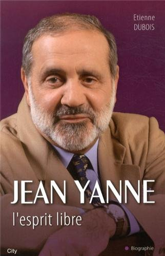 Jean Yanne la biographie