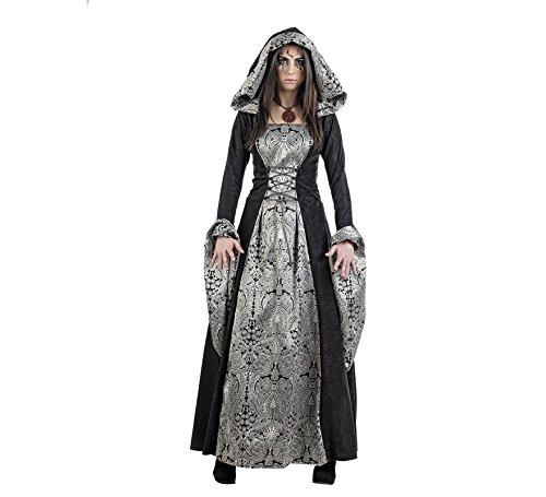 Imagen de limit sport  disfraz de gótica cassandra para adultos, talla l ea163