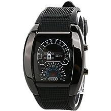 LEORX Reloj LED deportivo - coche Dashboard diseño resistente al agua reloj  ... ee5fdd1826b3