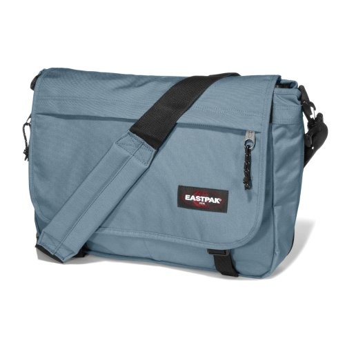 Eastpak Delegate, Bolso Bandolera Unisex, Azul (Been There Done That Blue), Talla única