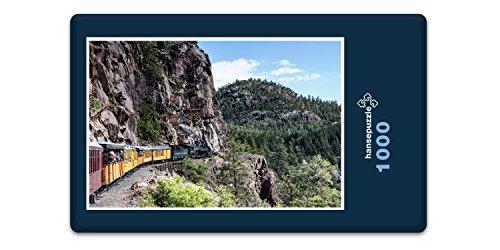 hansepuzzle-19618-reisen-durango-silverton-rail-1000-teile-in-hochwertiger-kartonbox-puzzle-teile-in