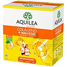 Aquilea Magnesio+Colágeno Articulaciones Sabor Limon, 30Sobres