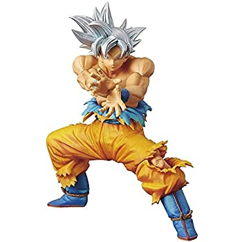 Banpresto- Dragon Ball DXF The Super Warriors Special Figure-Ultra Instinct Goku, 18 cm, 26740