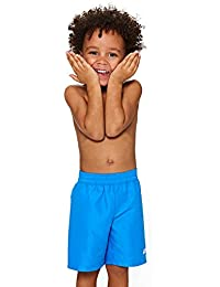 Zoggs Boys' Raby Water Swimming Shorts, Blue