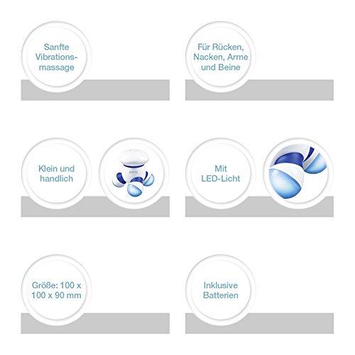 Sanitas SMG 11 Mini-Massager - 6
