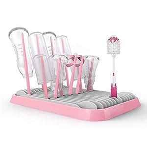 egouttoir biberons s che biberons pliable polyvalent. Black Bedroom Furniture Sets. Home Design Ideas