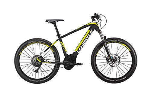 WHISTLE Bike B-WARE HF S 27.5\'\' PLUS 11-V taglia 40 Bosh CX Cruise Powertube 500Wh 2018 (eMTB Hardtail)/E-Bike B-WARE HF S 27.5\'\' PLUS 11-S size 40 Bosh CX Cruise Powertube 500Wh 2018 (eMTB Hardtail)