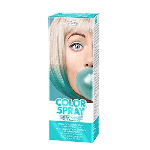 astell Türkis Spray für Haar und Enden 150ml (Haar-farbe-spray)