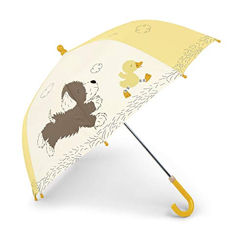 Sterntaler Regenschirm Hanno und Edda, Alter: Kinder ab 3 Jahren, Gelb